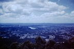 1960 March - Brisbane from Mt Cootha